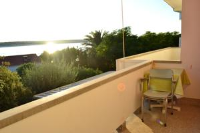 Pansion Ana - Standard Twin Room with Sea View - Barbat na Rabu