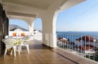 Kiss Apartments - Appartement 2 Chambres avec Terrasse et Vue sur la Mer - Appartements Mlini