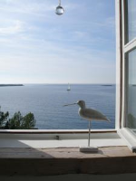 Pansion Unijana - Triple Room with Sea View - Houses Radici