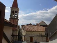 House Mirna - Studio mit Terrasse - Haus Trogir