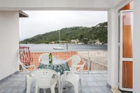 Kinkela Apartment - Two-Bedroom Apartment with Balcony and Sea View - Duga Luka