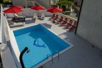 Villa Bingo - Standard Dreibettzimmer mit Meerblick - Zimmer Cavtat