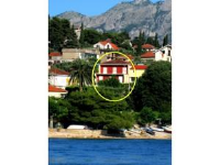 Apartments Mate - Studio (3 odrasle osobe) - Podaca