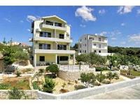 Apartments Slavko - Apartman s 1 spavaćom sobom (4 odrasle osobe) - Apartmani Okrug Gornji