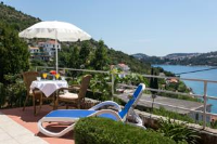 Apartments Anamaria - Studio with Sea View - Apartments Jezera
