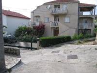 Apartments Zvono - Studio mit Terrasse - Srebreno
