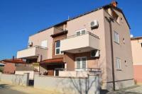 Apartment Alberi - Apartman s 1 spavaćom sobom s terasom - Valbandon