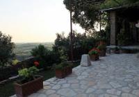 Studio Apartment Belvedere - Apartman s pogledom na vrt - Groznjan
