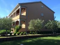 Apartments Villa Sipar - Apartment mit 1 Schlafzimmer und Balkon - Ferienwohnung Zambratija