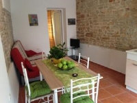 Apartment Sisan - One-Bedroom Apartment - Ground Floor - apartments in croatia