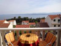Apartments & Rooms The Garden - Chambre Double - Vue sur Mer - Chambres Bol