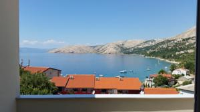 "Rooms""N"" - King Room with Sea View - Baska Voda"