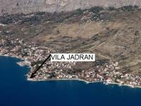 Apartmani Vila Jadran, Dugi Rat, Croatia - Apartmani Vila Jadran, Dugi Rat, Croatia - Dugi Rat