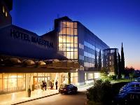 Hotel Maestral - Dreibettzimmermit Balkon - Zimmer Plitvica Selo