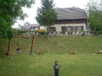 Gostinska Kuća Krizmanić - Dvokrevetna soba s bračnim krevetom - Rastovaca