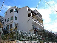 Family Apartments Zore - Apartment for 4+2 persons (A2(4+2)) - omis apartment for two person