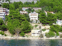 Sommer Appartements Davor - Apartment für 2 Personen (2a) - Ferienwohnung Brela