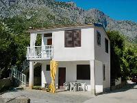 Appartements de Vacances Tomić - Appartement pour 4 personnes (A1) - Appartements Podaca