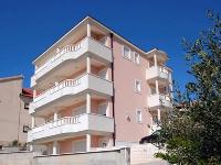 Appartement de Vacances Barbara - Studio appartement pour 2+1 personne (A1) - Appartements Seget Donji
