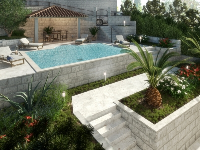 Vila za odmor La Perla - Apartman za 2 osobe - Apartmani Cavtat
