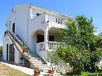 Summer Apartments Ana - Apartment for 2+2 persons (A3) - apartments in croatia