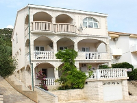 Beachside Apartments Martina - Studio apartment for 2 persons (App 3) - Apartments Stara Novalja