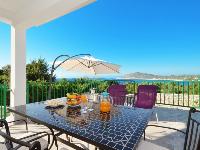 Villa Paradiso - Apartment for 4+2 persons - Drvenik