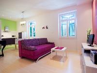 Luxury Apartments LELI - Apartment for 2+2 persons (Viola) - Apartments Split