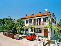 Accommodation House Katana - Apartment for 2 persons (Mira) - Houses Porec