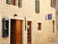 Traditional Accommodation Ivančić - Studio apartment for 2+1 person (3) - apartments trogir