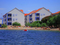 Beachside Apartments Gromela Mirca - Apartment for 4+2 persons - Houses Stranici