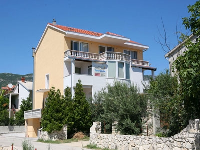 Online Accommodation Cezar - Triple Room - Rooms Cervar Porat