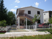 Online Accommodation Darinka - Apartment for 3 persons - Houses Soline