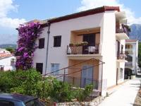 Family Accommodation Lili - Studio apartment for 3+1 person (A5) - Podgora