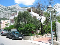Online Apartments Silvana - Studio apartment for 2 persons - apartments makarska near sea
