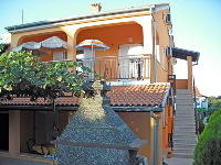 Holiday Apartments Andja - Apartment for 10 persons - Rooms Poljane