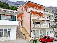 Holiday Apartments Emilija - Apartment for 2+2 persons (1) - apartments makarska near sea