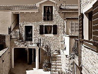 Luxus Appartements Cvita - Studio-Apartment mit Balkon - Ferienwohnung Bibinje
