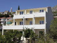 Appartements d'Éte Jurko - Appartement pour 2+2 personnes (A3) - Chambres Igrane