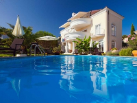 Luxury Beachside Villa Klara - Apartment (2-4 people) (A2) - Apartments Malinska