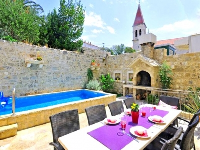 Luxus Villa Kala - Apartment (4-6 Erwachsene) - Ferienwohnung Makarska