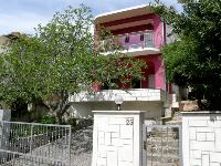 Villa Pinky - Appartement pour 2+2 personnes (Ap.blue) - Seget Vranjica