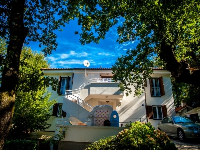 Appartements Villa M - Apartment für 2+2 Personen - Malinska