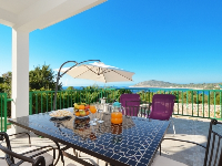 Villa Paradiso - Apartment for 4+2 persons - Drvenik