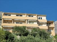 Smještaj Andrea - Apartman za 4+2 osobe s pogledom na more (1) - Baska Voda
