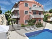Luksuzna Vila Ajduk - Apartman za 6+2 osobe - Apartmani Podstrana
