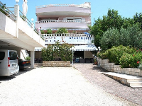 Vila Paris - Apartman za 4+2 osobe s pogledom na more (A1) - Apartmani Necujam