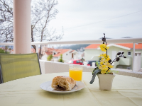 Appartements Villa Željka - Apartment für 4+1 Person (A1) - Seget Vranjica
