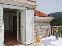 Appartements & Zimmer Zoran - Apartment für 2+1 Person (1) - Ferienwohnung Lopud
