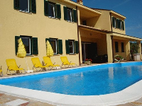 Appartements Villa Mare - Apartment für 4+2 Personen mit Meerblick (A2 Damir) - Ferienwohnung Rovinj